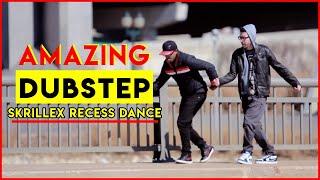 Try It Out Skrillex Recess Dance AMAZING DUBSTEP DANCE @Skrillex