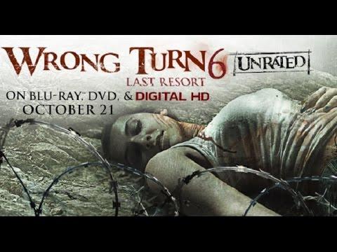 Wrong Turn 6: Last Resort (2014) Movie Review/Rant by JWU