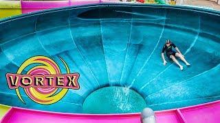 Skara Sommarland Vortex (Space Bowl Water Slide)