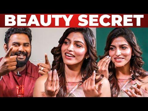 Xxx Mp4 Beauty Secrets Revealed By Sai Dhanshika Vj Ashiq What S Inside The HANDBAG 3gp Sex