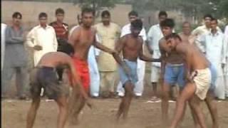 Kabaddi Match Randher Part 1