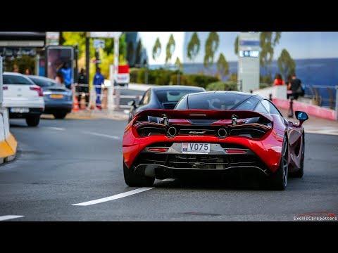 Xxx Mp4 Supercars In Monaco 2017 VOL 1 720S 675LT Spider 3x Brabus 850 S63 991 2 GT3 3gp Sex