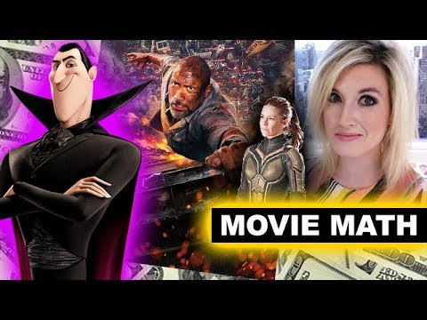 Xxx Mp4 Box Office For Hotel Transylvania 3 Vs Skyscraper Ant Man The Wasp 2nd Weekend Drop 3gp Sex