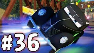 CARS 3 - The Videogame - Part 36 - Junior Moon Has Still Got it!