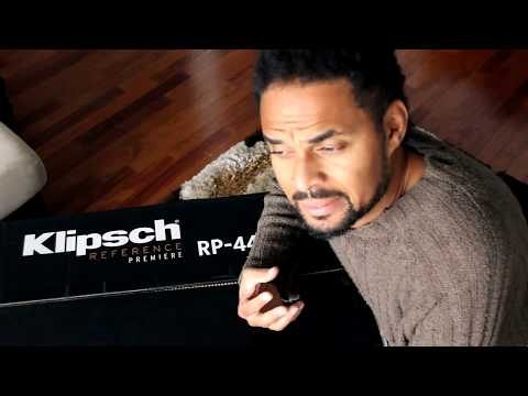 KLIPSCH RP - 440C / UNBOXING & FIRST IMPRESSIONS