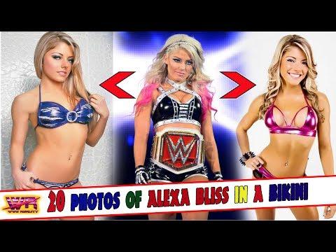 Xxx Mp4 20 Photos Of Wwe Diva Alexa Bliss In A Bikini 3gp Sex