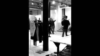 Backastage movie LIDIA KALITA SS2014 photo shoot