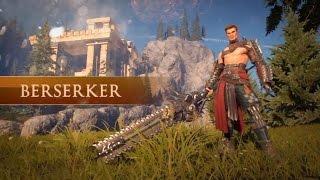 Skyforge - Berserker Gameplay Trailer