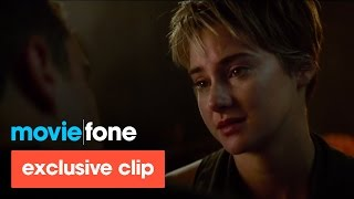 'Insurgent' Worth It Clip (2015): Shailene Woodley, Theo James