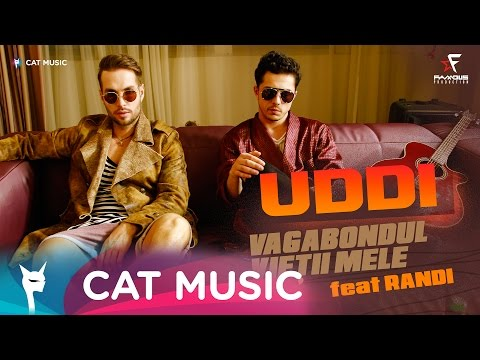 Xxx Mp4 Uddi Feat Randi Vagabondul Vietii Mele Official Video By Famous Production 3gp Sex