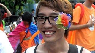 Vietnam: 300 personnes défilent à Hanoï pour la gay pride
