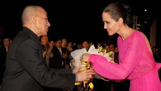 Angelina Jolie Opens Up About Brad Pitt Split for First Time:
