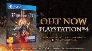 Dungeons 2 - PlayStation®4 Release Trailer (EU)