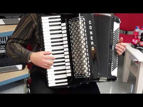 Klangprobe Akkordeon Conero Italien