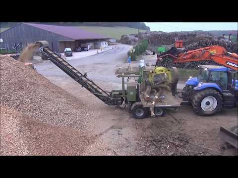 Xxx Mp4 PTH 1000 1000 G Pezzolato Drum Wood Chipper Powered By NEW HOLLAND 360 Hp Tractor 3gp Sex