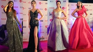 Fashion Files: Alia, Jacqueline, Sonam, Sunny Leone slay it at the 62nd Jio Filmfare awards