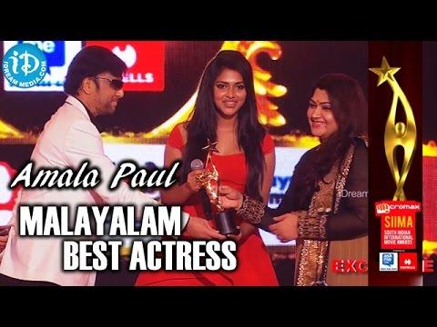 Xxx Mp4 Amala Paul Malayalam Best Actress Oru Indian Pranayakadha SIIMA 2014 3gp Sex
