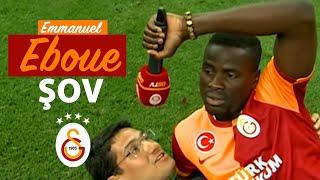 Emmanuel Eboue Şov