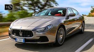 2017 Maserati Ghibli SQ4 Luxury Package Design & Road Drive