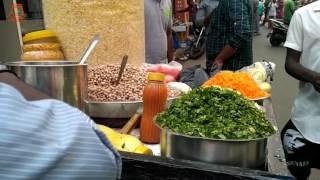 Bhel Puri Jhaal Muri Indian Street Food