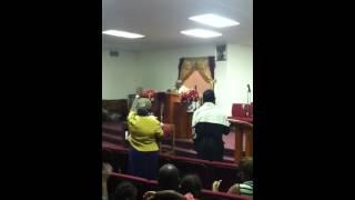 Nmoc Pastor wr shorts preaching 9-23-12