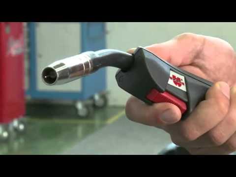 Hirutube Cómo usar una máquina de soldar Mig Mag en reparaciones de chapa