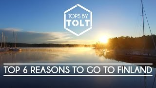 Top 6 reasons to go to Finland - Tops by Tolt #1