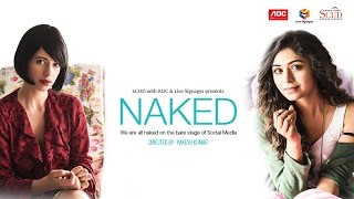 NAKED |  HD | Ft Kalki Koechlin and Ritabhari |Nominated for Jio Filmfare 2018 | Short film