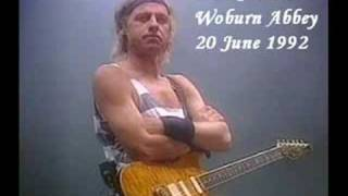 Dire Straits - The bug [Woburn Abbey -92]
