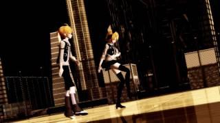 【MMD】Wave【Rin Kagamine and Len Kagamine】