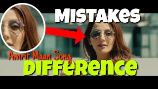 10+MISTAKES+IN+DIFFERENCE+SONG+BY+AMRIT+MAAN+%7C+FILMY+MISTAKES
