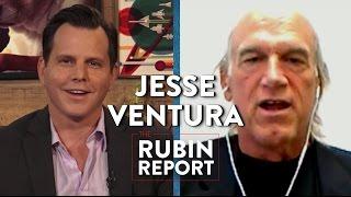 Jesse Ventura and Dave Rubin: Marijuana, Trump and Hillary (Full Interview)