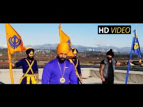 Shaheed Kaum De | Jazzy B | Dhadi Tarsem Singh Moranwali | Latest Video | Jung Sandhu | Ranjha Yaar