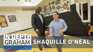 Exploring Shaq's 70,000 square-foot mansion