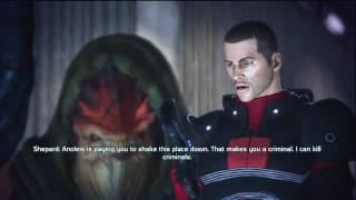 Wrex will Eat You!! Mass Effect - HD
