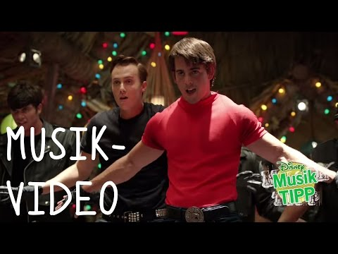 Teen Beach Movie - Cruisin For A Bruisin - Music Lift - Disney Channel