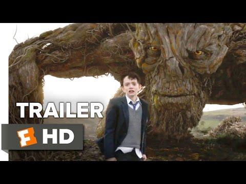 Xxx Mp4 A Monster Calls Official Trailer 1 2016 Felicity Jones Movie 3gp Sex