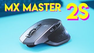 The Master Returns - Logitech MX Master 2S Review