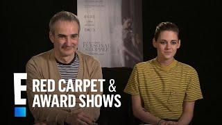 Kristen Stewart Talks Getting Naked in