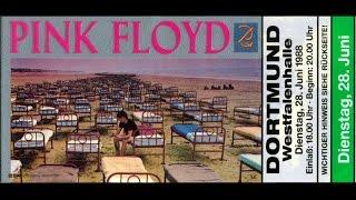 Pink Floyd live @ Westfalenhalle Dortmund 28.06.1988 - Momentary Lapse of Reason Tour