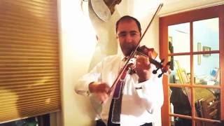 بابک ثابتیان گیم آو ترونز ویلن ایرانی Babak Sabetian Game of thrones music, Persian Violin style