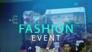 Ethical Fashion Event- 2017