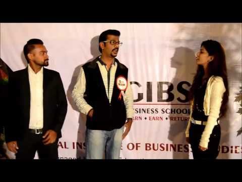 STUDENT OF THE YEAR 2016 - GIBS BUSINESS SCHOOL - MBA COLLEGES IN BANGALORE