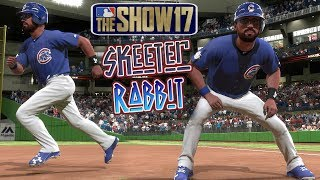 MLB The Show 17 Skeeter Rabbit Road To The Show (CF) EP86 MLB 17