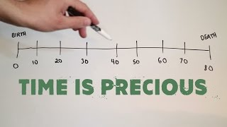 Motivational Video - Time Is Precious (By Unkle Adams)