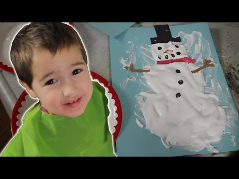 Xxx Mp4 How To Make Puffy Paint Snowman Crafts For Kids 6 3gp Sex