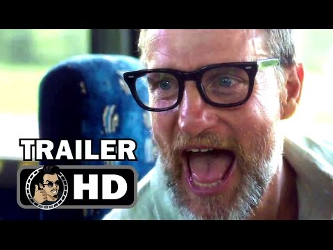 WILSON Official Red Band Trailer 2017 Woody Harrelson Comedy Movie HD