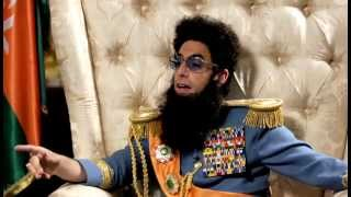 'The Dictator' Sacha Baron Cohen On Strombo: Full Interview