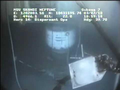 Xxx Mp4 BP Video Proof Of Dispered Oil BELOW Blowout Preventer 3gp Sex