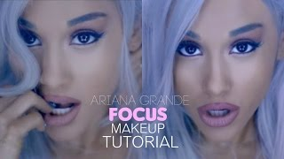 Ariana Grande Focus Official Music Video Inspired Makeup